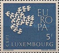 [EUROPA Stamps, type LD]