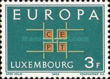 [EUROPA Stamps, Typ LY]