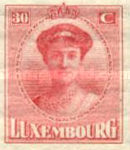 [Philatelic Exhibition Luxembourg Edition, Typ N14]