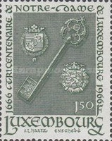 [The 300th Anniversary of Our Lady of Luxembourg, type NV]