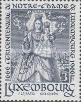 [The 300th Anniversary of Our Lady of Luxembourg, type NX]