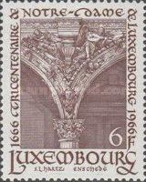 [The 300th Anniversary of Our Lady of Luxembourg, type NY]