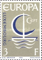 [EUROPA Stamps, type NZ]