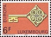 [EUROPA Stamps, type PM]