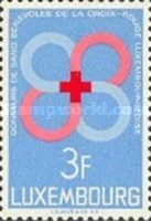 [Voluntary Blood Donors of the Luxembourg Red Cross, type PS]