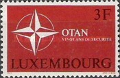 [The 20th Anniversary of NATO, Typ QI]