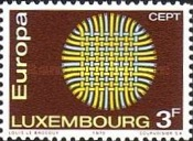 [EUROPA Stamps, type QV]