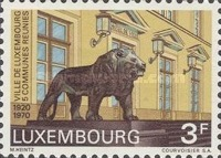[The 50th Anniversary of the Luxembourg City, Typ RA]