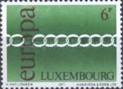 [EUROPA Stamps, Typ RN]