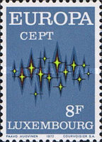 [EUROPA Stamps, Typ SJ]