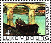 [EUROPA Stamps - Paintings, Typ UO]