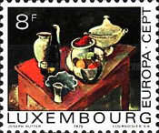 [EUROPA Stamps - Paintings, Typ UP]