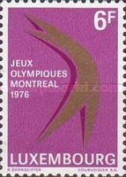 [Olympic Games - Montreal, Canada, Typ VP]