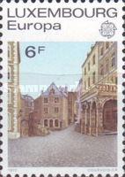 [EUROPA Stamps - Landscapes, Typ WD]