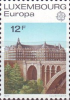 [EUROPA Stamps - Landscapes, Typ WE]