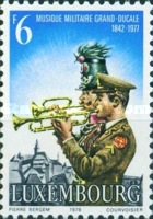 [The 135th Anniversary of the Grand Ducal Military Band, type XC]