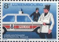 [The 50th Anniversary of the State Control of Police, Typ YX]