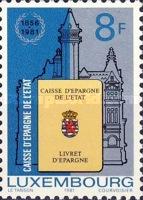 [The 125th Anniversary of the State Savings Bank, Typ ZP]
