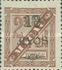 [Issues of 1884-1894 Surcharged, Typ AA18]