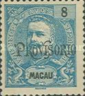 [King Carlos I of Portugal - Issues of 1898 Overprinted