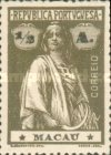[Ceres - Regular Paper, Different Perforation, Typ AO16]