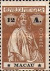 [Ceres - Regular Paper, Different Perforation, Typ AO26]