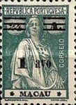 [Ceres - Issues of 1913/1915 & 1923/1924 Surcharged, type AS]