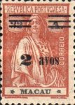 [Ceres - Issues of 1913/1915 & 1923/1924 Surcharged, type AS1]