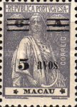 [Ceres - Issues of 1913/1915 & 1923/1924 Surcharged, type AS4]