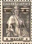 [Ceres - Issues of 1913/1915 & 1923/1924 Surcharged, type AS5]