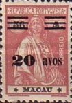 [Ceres - Issues of 1913/1915 & 1923/1924 Surcharged, type AS6]