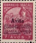 [Issue of 1934 Overprinted, type AU3]