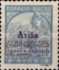 [Issue of 1934 Overprinted, type AU4]