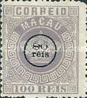 [Crown - No. 7 Overprinted, Typ B]