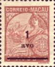 [Issue of 1934 Overprinted, Typ BC]