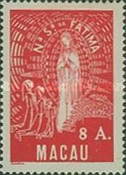 [Honouring the Statue of Our Lady of Fatima, type BQ]