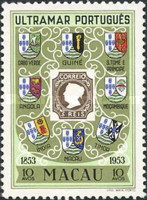 [The 100th Anniversary of Portuguese Stamps, Typ CS]