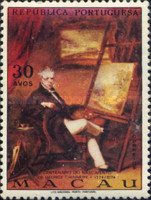 [The 200th Anniversary of the Birth of George Chinnery, 1774-1852, Typ EP]
