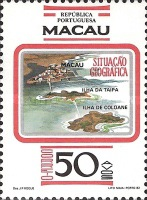 [Macao's Geographical Situation, type FH]