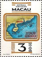 [Macao's Geographical Situation, type FI]