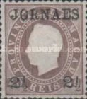 [Newspaper Stamps - Nos. 36, 36A, 38 & 38A Overprinted