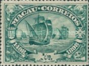 [The 400th Anniversary of the Discovery of Sea Route to India, type Q]
