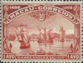 [The 400th Anniversary of the Discovery of Sea Route to India, type R]