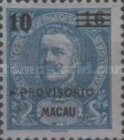 [King Carlos I of Portugal - Nos. 88, 90, 92 & 93 Overprinted
