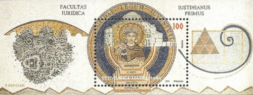 [The 60th Anniversary of the Faculty of Law, Skopje, type ]