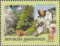 [EUROPA Stamps - Think Green, type AAA]