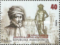 [Art - The 550th Anniversary of the Death of Donatello, 1386-1466, type AAK]