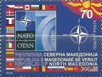 [The 70th Anniversary of NATO, type CDJ]