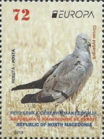 [EUROPA Stamps - National Birds, type CDM]