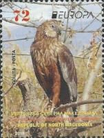 [EUROPA Stamps - National Birds, type CDN]